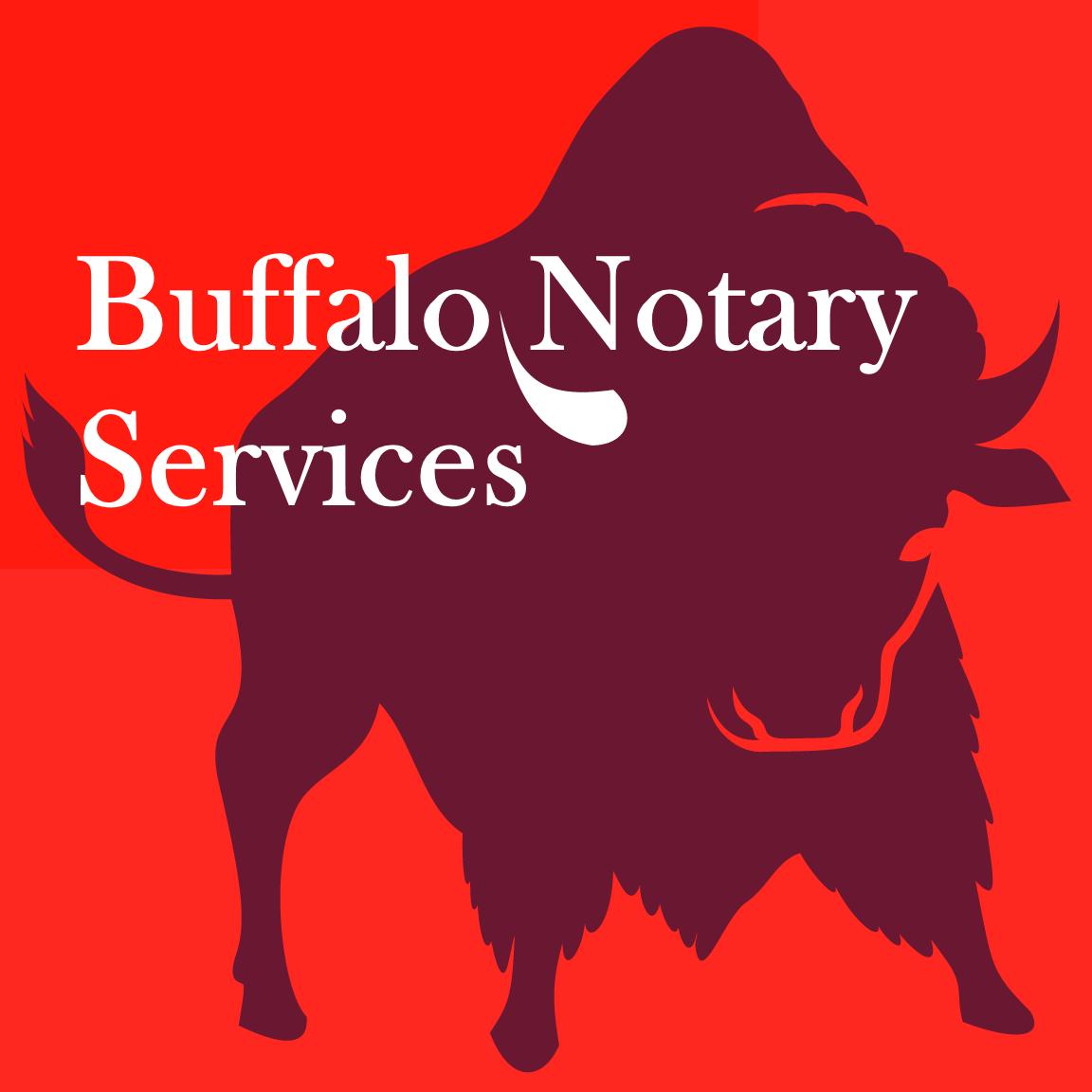 Buffalo Notary Services, Buffalo, NY  716-344-6314